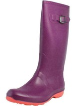 Kamik Olivia Women Rain Boots Size US 6 EUR 37 Plum - $22.01