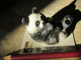 Hevener Miniature Panda Bear Figurine  - $25.00