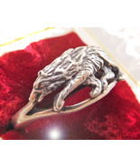 HAUNTED RING WALK WITH WOLVES MAGNIFICENT COLLECTION ROYALHIGH  MAGICK C... - $777.00