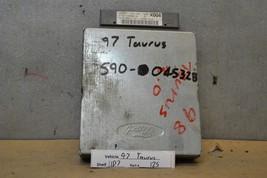1997 Ford Taurus Sable 3.0L Engine Control Unit ECU F7DF12A650DE Module 25 11D7 - $24.74