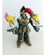 "Sunco LTD Action Figure Toy Winged Samurai Transforming Robot 8.5""  - $9.89"