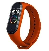Authentic Xiaomi Mi Band 4 Smart Wristband Bracelet Color Screen Waterproof Oran - $59.90