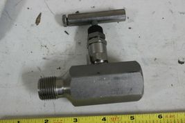 Anderson Greenwood H1RDS-440 Needle Hand Valve 6000 Psi 200F New image 5
