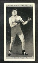1928 Ogden's Pugilists in Action #35 BOB SPILLER Boxing Card (A) - $4.90