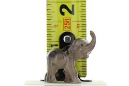 Hagen Renaker Miniature Elephant Standing Baby image 2