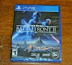 Star Wars: Battlefront II (Sony PlayStation 4, 2017) PS4 Video Game BRAN... - $14.84