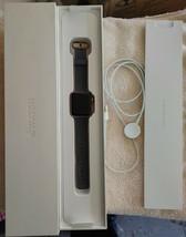 Apple Watch Series 2 Rose Gold Aluminum 38mm + Box Etc Light Pink Midnight Blue - $119.99