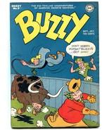 Buzzy #9 1945-DC Golden Age Teen Humor- Bulllfight cover VF- - $200.06