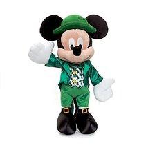 Official Disney Mickey Mouse 38cm Dublin Soft Plush Toy - $85.00
