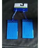 2-Pack Polka dot ID Tags - $3.99