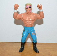 """Vintage WCW WRESTLING STING Action Figure 1990 Galoob 4.5"""" Tall  - $16.06"""