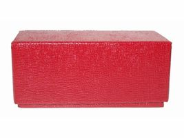 Guardhouse Single Row Crown - Red Coin Storage Box - 4.25 x 2.63 x 2.55  image 4