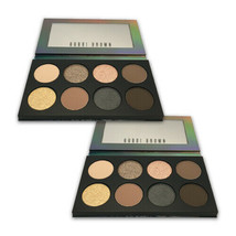 Bobbi Brown Smoke & Metals Eye Shadow Palette - LOT OF 2 - $183.15