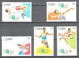 Cuba 1992 The 6th World Athletics Cup, Havana  (MNH)  - Sport, Athletics  - $2.90