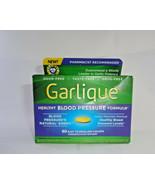 Garlique Healthy Blood Pressure Formula 60 Cap (VS-G) - $15.85