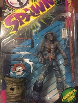 Spawn Action Figurines The Freak Nasty Bag Of Tricks 1996 Mc Farlane Toys - $16.83