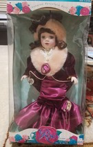 Victorian Rose Collection 1997 Doll by Melissa Jane NEW # 18799 - $23.99