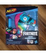 NERF Fortnite Epic Games Micro Rainbow Smash Dart Gun with 2 Darts New H... - $20.00