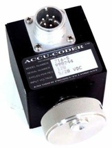 ENCODER PRODUCTS 716-S ACCU-ENCODER 128 CYCLES PER REV 5/28VDC 716-S