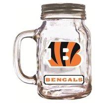 NFL Cincinnati Bengals Duckhouse 20 Ounce Mason Jar - $24.53