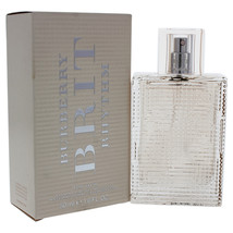 Brit Rhythm for Her Floral by Burberry for Women - 1.6 oz EDT Spray - $26.11