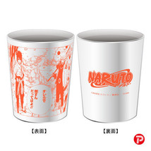 Jump 50th Exhibition Vol.3 NARUTO Stainless Tumbler Exclusive JAPAN RARE... - $58.21