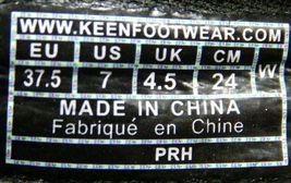 Keen Hush Maglia Mj Cnx Misura 7 M (B) Eu 37.5 Donna Mary Jane Shoes Nero / image 6