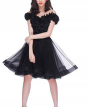 Womens Midi Rust Skirt Layered Rustic Tulle Skirt Outfit Ruffle Midi Tutu T879 image 3