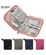 BUBM® Case Ipad Air Ipad Mini Digital Zipper Quality Nylon Double Deck H... - $28.22+