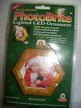 PhotoBrite Lighted LED Ornament - $25.69