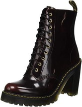 Dr. Martens Women's Kendra Fashion Boot (9|Cherry Red) - $228.27