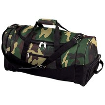 "Extreme Pak™ Camouflage Water-Resistant 23"" Tote Duffle Bag - $669,86 MXN"