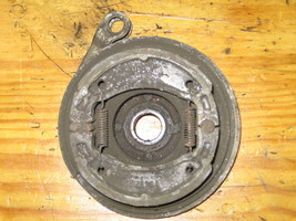 YAMAHA 1988 BLASTER 200 2X4 LEFT FRONT BRAKE ASSEMBLY  (BIN 16)  P-6704L... - $20.00