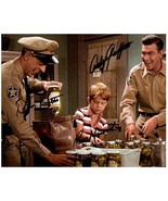 THE ANDY GRIFFITH SHOW CAST Authentic Autographed Signed 8x10 Photo w/CO... - $245.00