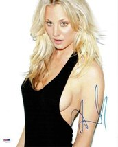 Kaley Cuoco Hot Signed 11x14 Photo Certified Authentic PSA/DNA COA - $197.99