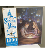 Disney Parks Tangled 10th Anniversary 1000 Piece Signature Puzzle NEW - $31.90