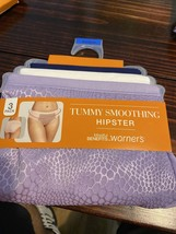 Warners Tummy Smoothing Hipster 3 Pack Xxxl10 - $11.29