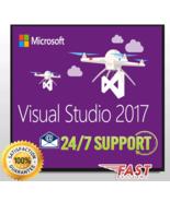 Visual Studio 2017 Enterprise 3PC - Instant Delivery - $30.00