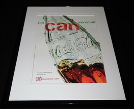 2007 Coca Cola / BJ's Wholesale Club 11x14 Framed ORIGINAL Advertisement - $32.36