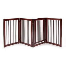 Primetime Petz 360 Configurable Dog Gate with Door – Indoor Freestanding... - $190.07