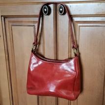 Liz Claiborne Red Shoulder Bag Purse - $15.99