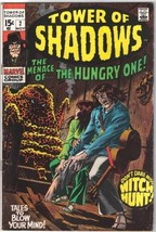 Tower of Shadows Comic Book #2 Marvel Comics 1969 FINE+ - $21.20