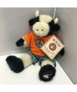 Boyds Bears Hershey Lovin Kisses Cow Plush Stuffed Animal 10″ - $59.99