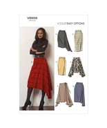 Vogue Patterns Vogue Sewing Patterns VGE 8956 A5 (6-8-10-12-14), Multi-C... - $15.68