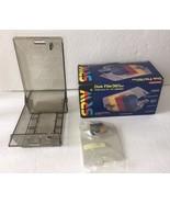 """Vintage 1993 SRW Computer Components 3.5"""" Disk File 30 Plus Diskettes St... - $29.99"""