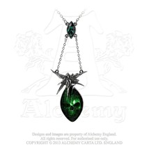 Absinthe Fairy Necklace by Alchemy Gothic - $46.48