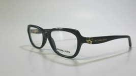 Authentic Michael Kors MK4025 3005 Sadie Iv Black Eyeglasses Frame 51-16-135 - $196.02