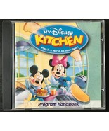 My Disney Kitchen w/ Mickey & Minnie PC CD ROM Mickey (Windows 95 /Mac, 1998) - $38.70