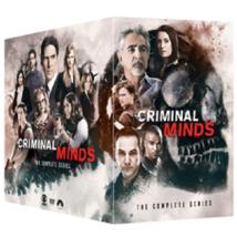 Criminal Minds Complete Series Season 1-15 DVD Box Set 1 Through 15 Brand New - $131.00