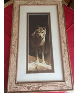 SCOTT KENNEDY WOLF LITHOGRAPH PRINT SIGNED NUMBERED limited edition trip... - $233.40